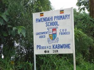 School 01 Rwendahi Primary School
