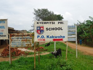 School 20 Kyempitsi Primary School